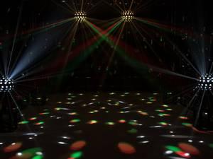 Bilde av LED Discokule med