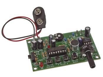 Elektronikkbyggesett - Velleman