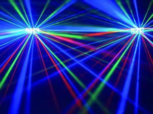Bilde av LED D-400 Beam effect,