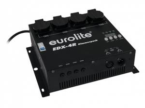 Bilde av Eurolite EDX-4R DMX RDM